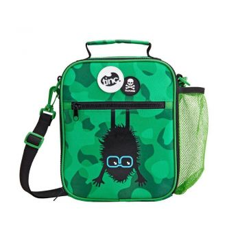Hugga Camo Satchel Lunch Bag