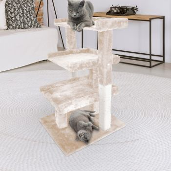 PaWz 0.84M Cat Scratching Post Tree Gym House Condo Furniture Scratcher Tower