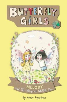 Books - WHB Books - Butterfly Girls, Melody and the Magical MUSIC Box