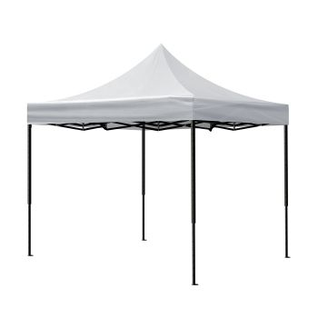 3 x 3 Mountview Gazebo Side Wall Canopy in Silver Colour