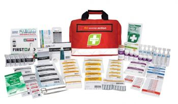 R2 Marine Action First Aid Kit Soft Pack