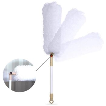 BOOMJOY Duster 45 90 180 Ultra Soft Microfibre Extended handle home cleaning tool