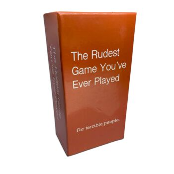 The Rudest Game You've Ever Played