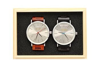 Couple Watches 2 ( Earth + Evening)