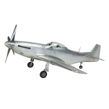 Authentic Models WWII Mustang AirPlane Model With Stand