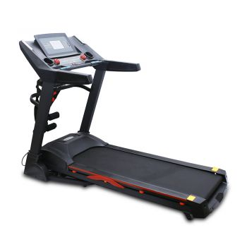 Jogway 5668 4.5HP Foldable Electric Treadmill Home Fitness Auto Incline w/ Multi-functional Accessories