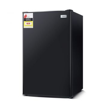 Devanti 122L Bar Fridge  Black