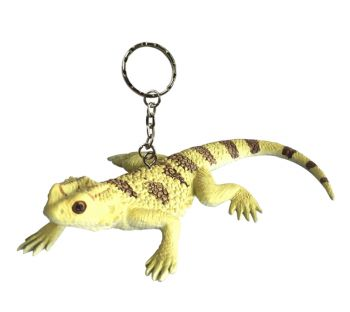 Bearded Dragon keychain (pack of 6)