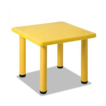 Kids Furniture Play Table - Yellow