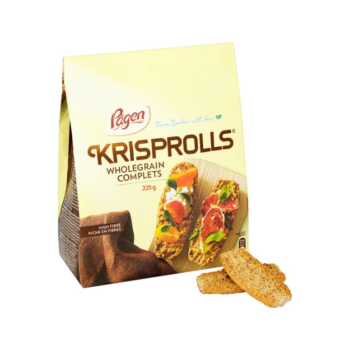 Pagen Krisprolls Wholegrain 240g