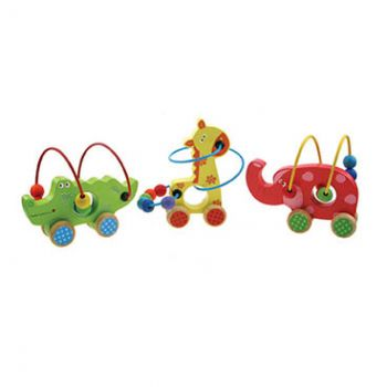 Animal Wise Bead Set 6pcs/Box