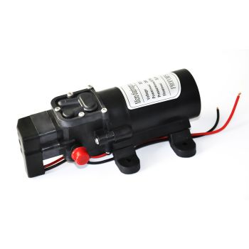 12V 4Lpm Self-Priming High Pressure Water Pump Caravan Camping Tool