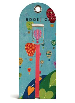 Bookjig Ribbon Bookmarks Up In The Clouds