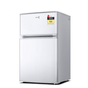 Devanti 84L Bar Fridge  White