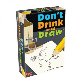 Don't Drink and Draw™