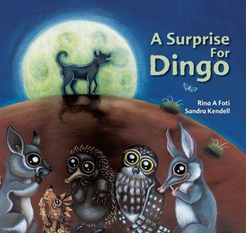 Books - WHB Books - Surprise for Dingo