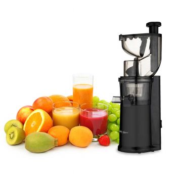 SLOW JUICER BLACK