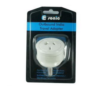 OUTBOUND SOUTH AFRICA TRAVEL ADAPTER