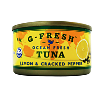 G-Fresh Tuna Lemon & Cracked Pepper 95g