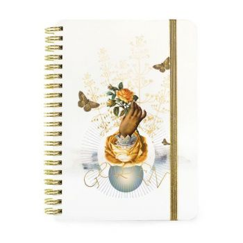Small Notebook-Golden