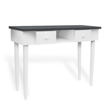 Glammar Tammy Manicure Table Onyx
