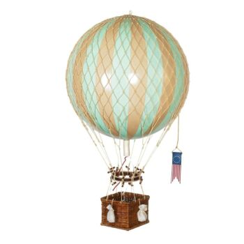 Authentic Models Royal Aero Hot Air Balloon Model -  Mint