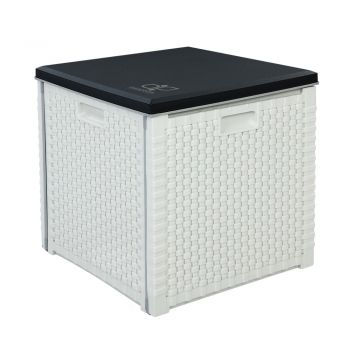 Storage Box Outdoor Container with Seat Bench Toys Tool Deck Organiser Gardeon