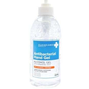 Antibacterial Hand Gel (500ml)