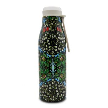 William Morris 'Blackthorn' Stainless Steel Water Bottle 500ml