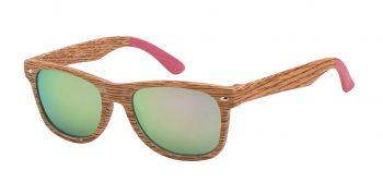 K-969 Wood with Pink Tips