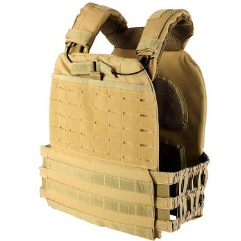 GND Weighted Tactical Vest - 4kg / Tan