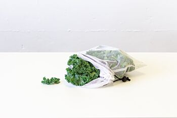 Recycled Mesh Produce Bags 3-pack
