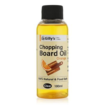 Chopping Board Oil Orange 100ml