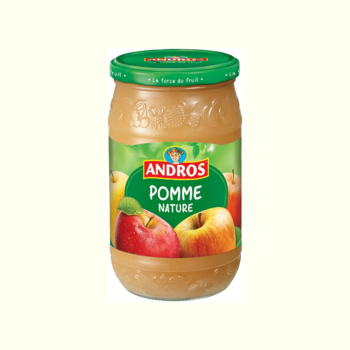 Andros Apple Compote 750g