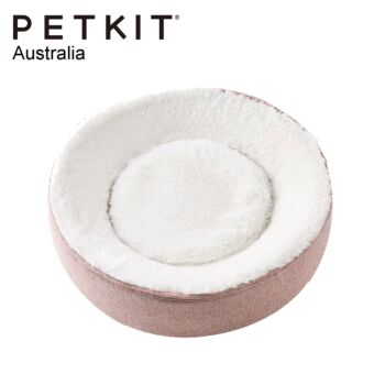 Petkit Deep Sleep Cat Bed - Pink