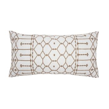 Gilbert Cushion 30x60cm Butterscotch