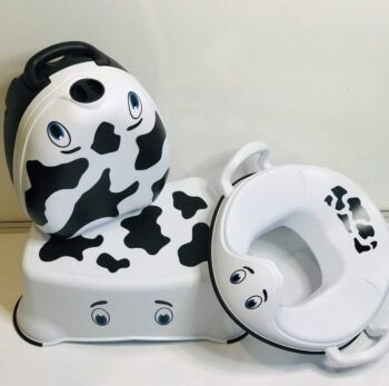 My Carry Potty - Cow