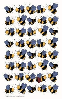 Tea Towel - Bees