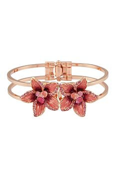 Barcs Australia Blossom Women's Pink Bangle