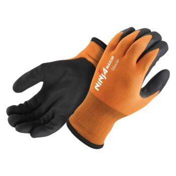 Gloves Ninja Maximum Glacier Orange