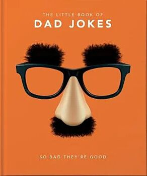Little Book of Dad Jokes, The: So bad they're good