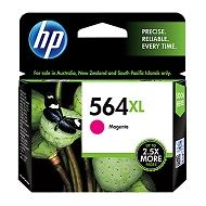 HP No. 564XL Magenta Large Inkjet Cartridge - Estimated Page Yield 750 pages