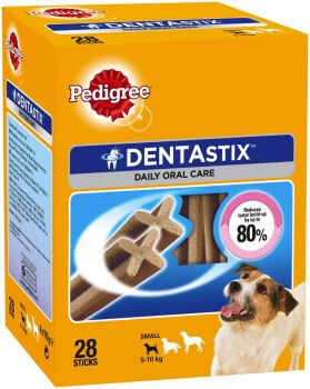 PEDIGREE DENTASTIX SML 28PC BAG 440G
