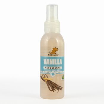 Smiley Dog Vanilla Pet Cologne 125ml