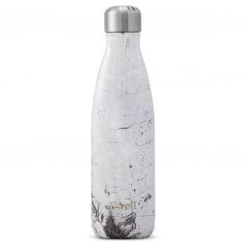 S'Well : Wood Collection - 500ml White Birch
