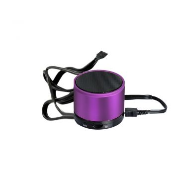 Portable Wireless Car Bluetooth Music Speaker Mini AUX Stereo for iPhone iPad PC