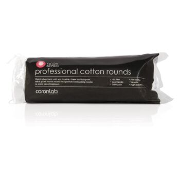 Caronlab Professional Disposable Cotton Rounds (80 pack)