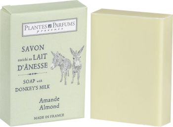 Almond Soap with Donkey Milk 100 g/3.5 oz