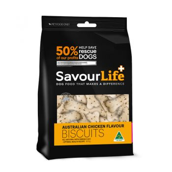 SAVOUR LIFE CHIC FLAVOUR BISCUIT 500G