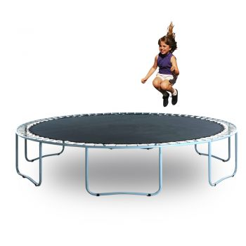 15FT Replacement Trampoline Mat Round Outdoor Spring Spare Special Design Loops